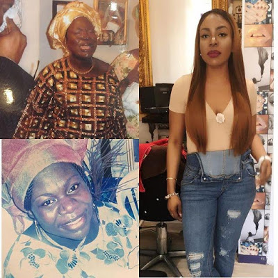 Is this for real?? See the before and after of this Nigerian woman (photos)