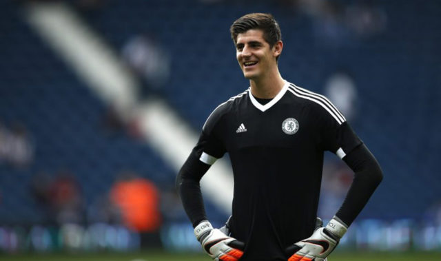 Courtois' absence in camp may signal interest away from Chelsea