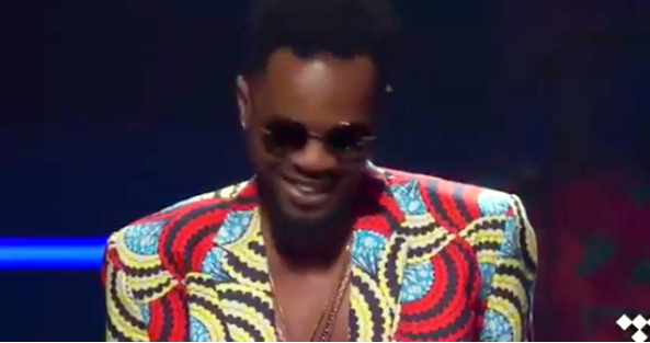 Patoranking Makes History, Performs at the 2018 Tidal X Concert [Video]