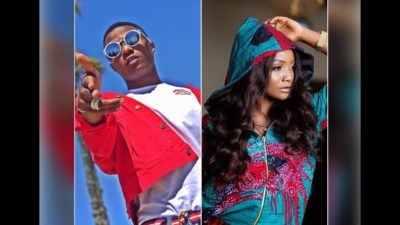 Wizkid makes surprise appearance at Simi's Show In London