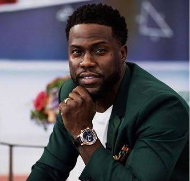 Watch Kevin Hart emotional recovery story from back injury sustained in a car accident